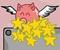 Des cochons peuvent voler