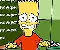 Bart simpson vio juego