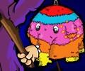De piñata cazador