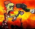 Jeu de zombie apocalypse chaos