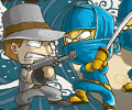 Ninja máfia guerra