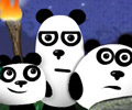 Three pandas 2