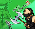 Mysterious ninja