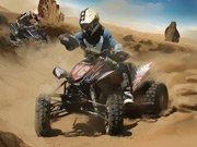 Nuevo reto atv desierto