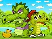 Hunt juego caimán
