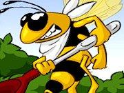 Insectos hambrientos