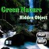 Nature verte des objets cachés