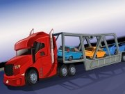 Car carrier trailer 4